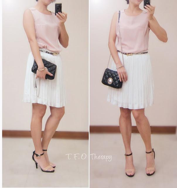 褶裙 / Pleat Skirt