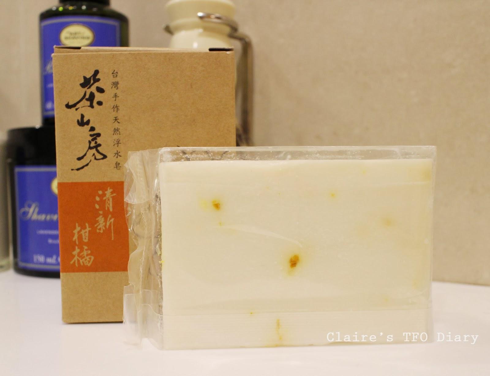 洗髮皂解決惱人的頭皮癢 ~ 阿原洗髮皂與茶山房柑橘皂洗髮使用心得