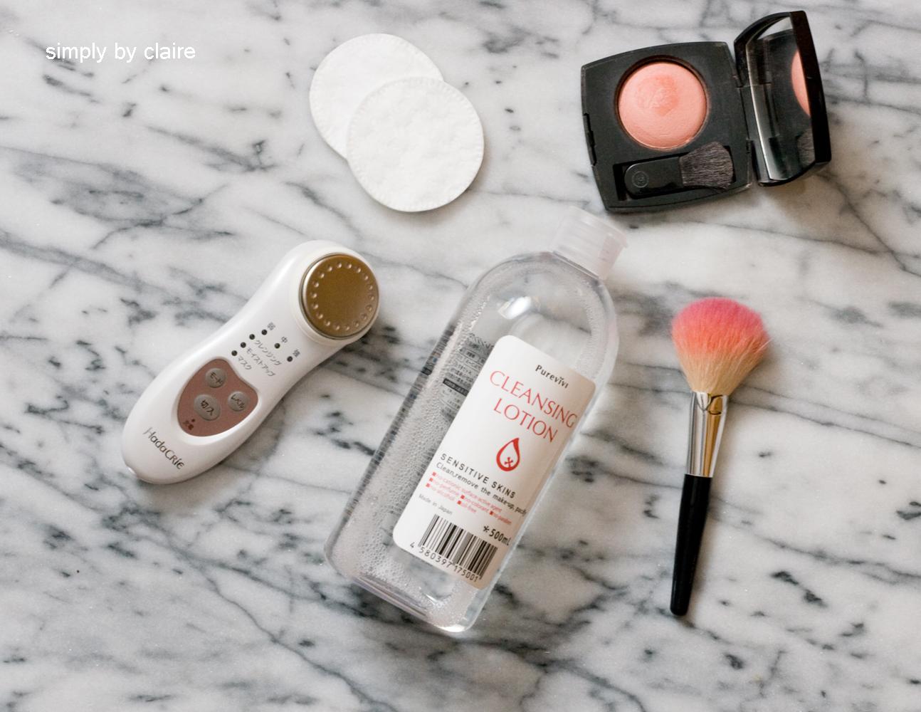 好用卸妝水推薦 : 日本ALOVIVI卸妝皇后潔膚液