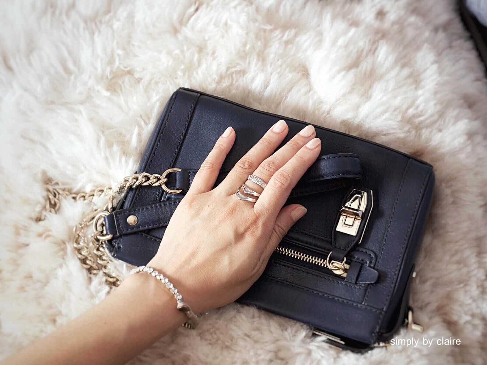 非常有存在感的Alexis Bittar飾品 – 新入手的三環戒指